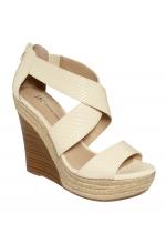 INC International Concepts Women's Shoes Carlin Wedge Sandal