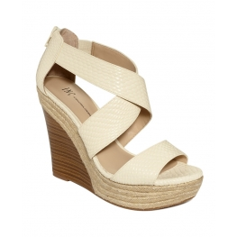 INC International Concepts Women's Shoes Carlin Wedge Sandal