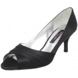 Nina Shoes Criana D'Orsay Open Toe