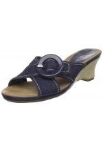 Aerosoles Women's Citizen Wedge Denim Sandal