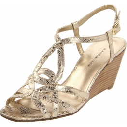 Bandolino Women's Rodger Wedge Sandal