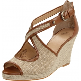 Circa Joan & David Women's Nandie Wedge Espadrille