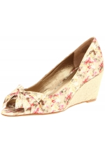 Circa Joan & David Women's Pagodal Wedge Pump