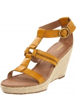 Fossil Shoes Selena Wedge Platform Sandals