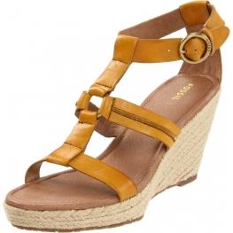 Fossil Shoes Selena Wedge Platform Sandals