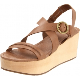 Fossil Shoes Summer Wedge Sandal