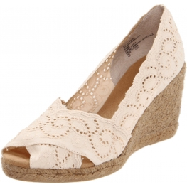 White Mountain Shoes Mandarin Wedge Pump