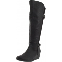 Unlisted Shoes Chip N Dip Black Boot