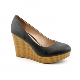 R2 Footwear Jaylene Wedge black
