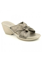 Karen Scott Women's Shine Slip-on Sandal