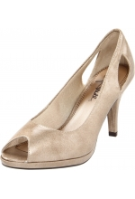 LifeStride Women's Vera Peep Toe Pump