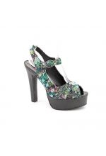 Material Girl Shoes Sacred Platform Sandals