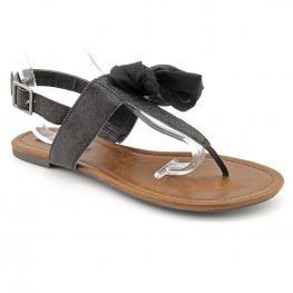 Material Girl Shoes Swift Flat Sandal