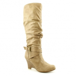 Style&Co. Niftee Boots (Taupe)