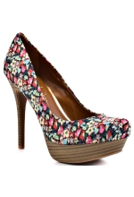 Jessica Simpson Shoes Given2 Pump (Multi Floral)