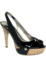 G by GUESS Women's Shoes Cabelle Platform Pumps (Slingback)