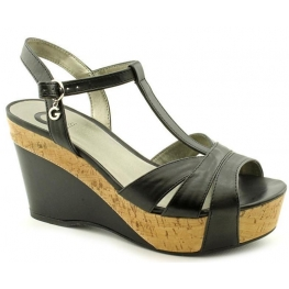 G by GUESS Women's Shoes Gale Wedge Sandal