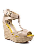 G by GUESS Women's Shoes Talloys Wedge Sandals