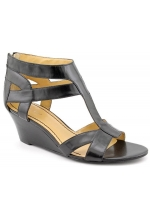 Nine West Women's Pipin Hot Wedge Sandal