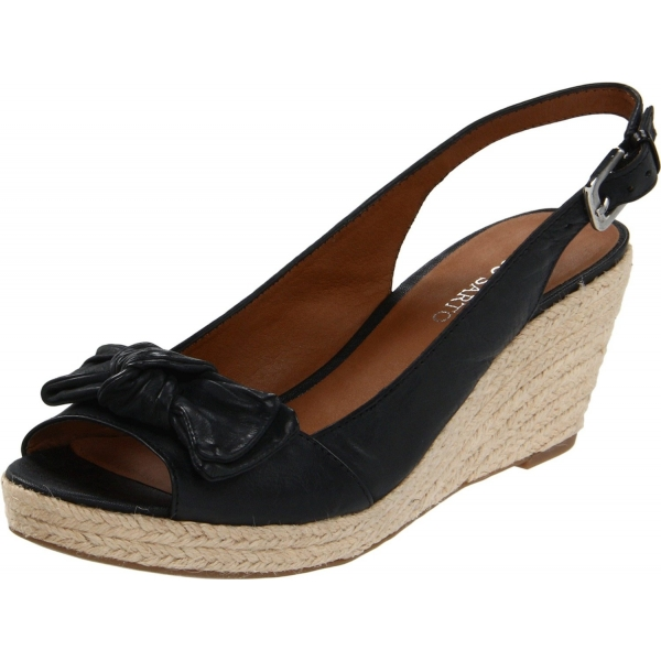 Home   All Shoes   Sandals   Franco Sarto Women s Camino Wedge Sandals