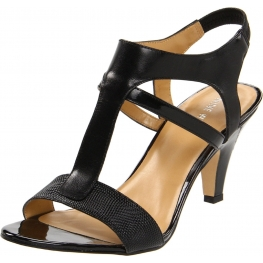 Nine West Women's Best In Show Leather Sandals