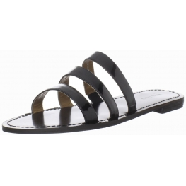 Nine West Women's Fastenup Slide Flat Sandals