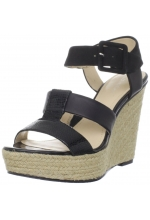 Calvin Klein Shoes Ellison Wedge Sandals