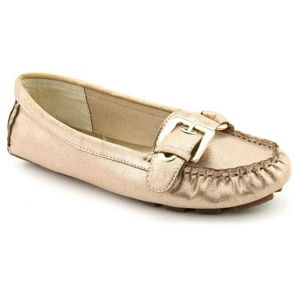 Home | All Shoes | Flats | Alfani Shoes Gannet Loafer Champagne