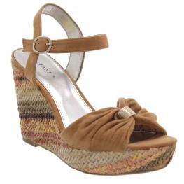 Alfani Shoes Janeira Wedge Sandal