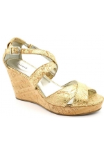Alfani Shoes Jersey Wedge Sandal
