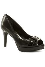 Alfani Shoes Pacific Peep Toe Pump