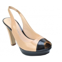 Marc Fisher Shoes Torch Sling Back Open-Toe Pump