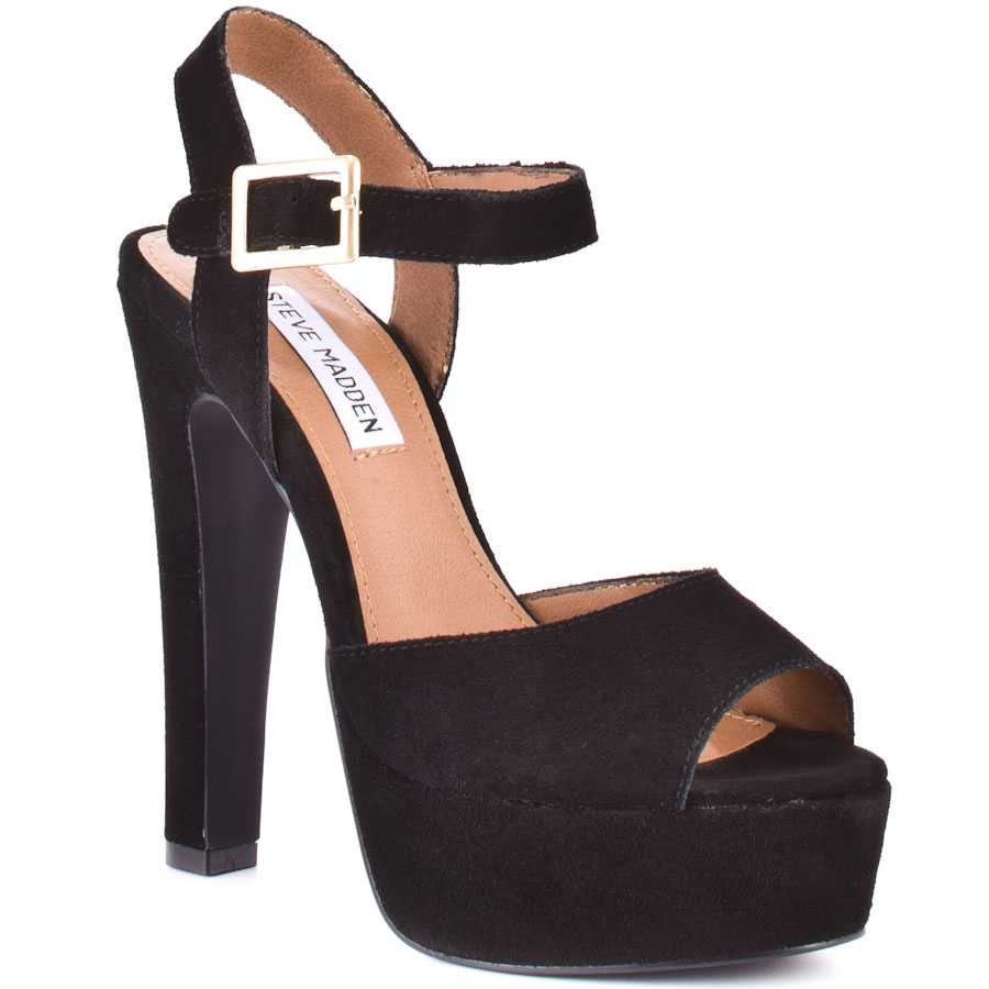 88e31f68a62 Shop women s shoes South Africa  Steve Madden Dynemite Suede Ankle Strap  Platform Sandal
