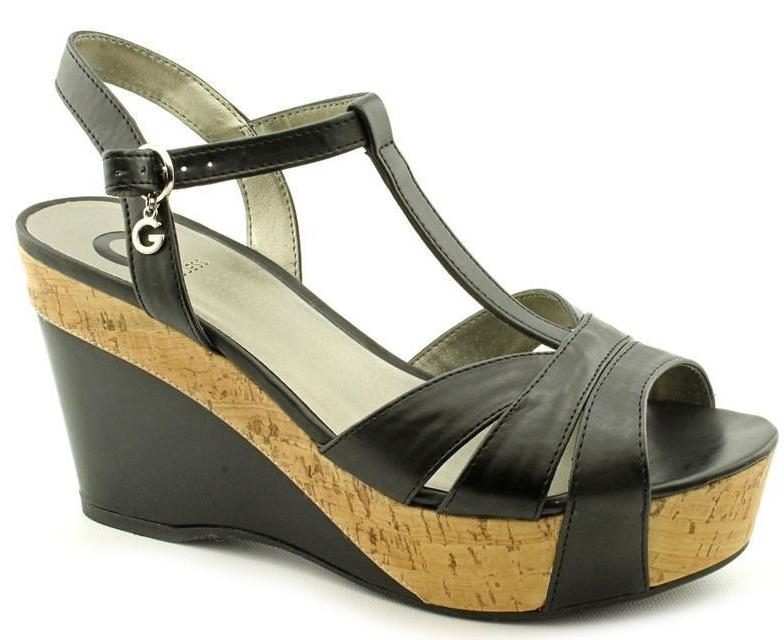 1e314bc4428d G by GUESS Women s Shoes Gale Wedge Sandal